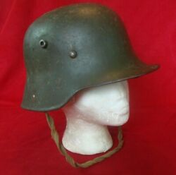 Wwi German / Austro-hungary Helmet Liner And Straps