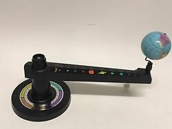 Vintage Hubbard Scientific Co Solar System Educational Model As Is Fast Ship