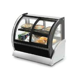 Vollrath - 40882 - 60 In Curved Refrigerated Display Case With Front Access