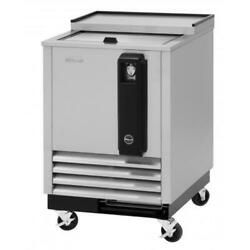 Turbo Air - Tbc-24sd-n6 - 24 In Stainless Steel Bottle Cooler