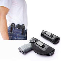 Right Hand Iwb Concealed Gun Holsterandmag Pouch For Ruger Sr22 Pmr-30 Xd9 P226