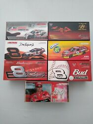 Nascar Dale Earnhardt Jr. Action Racing 2003 Diecast Cars Set Of 7 New In Box