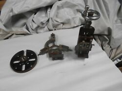 Atlas Lathe 6 Inch Tooling Lot Craftsman Lathe 6 Inch Milling Attachment Tooling
