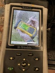 Mcelroy Datalogger 5 Trimble Nomad For Pipe Fusion Machine System