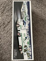 2006 Hess Truck And Helicopter New In Box