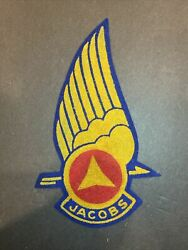 Wwii Us Aircraft Engine Manufacturer Jacobs Engines, Boyertown, Rare