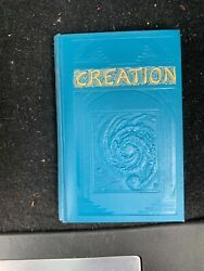 1927 Creation Book By J F Rutherford Watchtower Bible And Tract Society