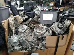 Pallet Of Molle Ii Acu Ucp Sustainment Pouchs For Rucksack Local Pick Up