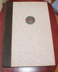 Hoover The Story Of A Crusade 1926 Large Company Limited Edition