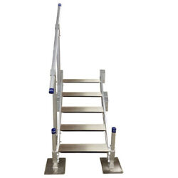 Aluminum Dock Stairs 5-steps