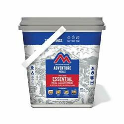Mountain House Essential Bucket Gluten Free Freeze Dried Backpack And Camping Food