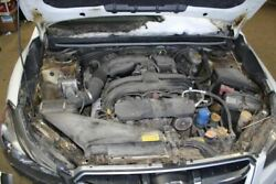 Engine 2.0l Vin A 6th Digit Without Turbo Fits 12-14 Impreza 154760