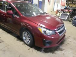 Engine 2.0l Vin A 6th Digit Without Turbo Fits 12-14 Impreza 206328