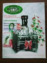 Antique Bottle And Glass Collector Magazine December 2002 Vol. 19 No. 8