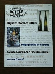 Antique Bottle And Glass Collector Magazine January 2010 Vol. 26 No. 9