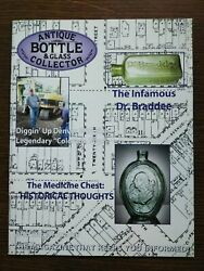 Antique Bottle And Glass Collector Magazine March 2008 Vol. 24 No. 11