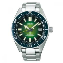 Seiko Prospex Sbdc077 Divers Date Green Automatic Mens Watch Authentic Working