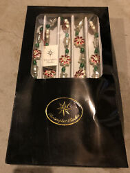 Christopher Radko Blossom Nandrsquo Bells Garland 994650 New With Tags