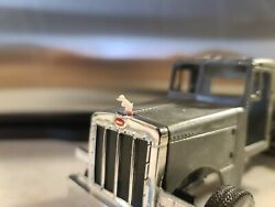 1/25 Angry Duck Hood Ornament