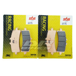 Sbs Race Sintered Front Brake Pads 841rs For Brembo Gp4rx Monoblock Caliper