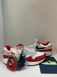 Nike Air Max 1 Usa Betsy Ross Size 9 Brand New Cj4283-100