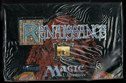 ►magic-style◄ Mtg - Booster Box - Factory Sealed - French Renaissance