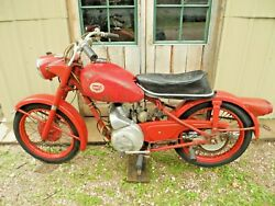 1964 Other Makes Early Sears Allstate Rod Shift Antique Motorcycle Hard Tail 1959 1960 1961 1964