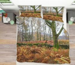 3d Tree Trunk Leaves 3939na Bed Pillowcases Quilt Cover Duvet Assaf Frank Fay