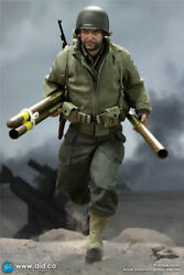 Did 1/6 A80150 The Us Army 2nd Ranger Battalion Sergeant Soldier Action Figure