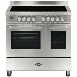 Graded Britannia Rc-9ti-ql-s 90cm Q Line Stainless Steel Induction Twin Oven ...