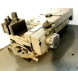 Duplomatic Filematic Model Fil50 Threading Attachment With Q.c. Tool Post