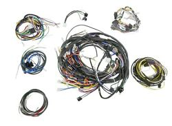 Wiring Loom Harness Cable Set Complete Fiat 135 Dino Spider 2000 S2 1967-68