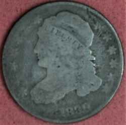 1830 Capped Bust Dime G
