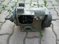 Gearbox 10-20s Henderson Indian Brough Superior Ajs Fn Triumph Peugeot
