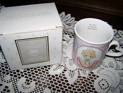 Avon Precious Moments Enesco Cup You Have Touched So Many Hearts Nib Unused