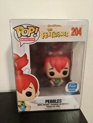 Funko Pop The Flinstones 204 Pebbles Vaulted, Protector Included