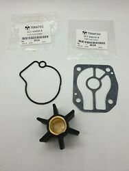 Water Pump Impeller Kit Tohatsu Outboard 70 75 90 115 2str Tldi 3c7-65021-1