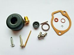Carburetor Kit Mariner 2hp And03985-and03988 Outboard 2b 6a1-w0093-01 Carb 41859m 92520m
