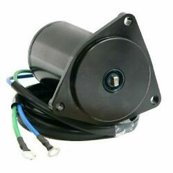Power Trim Motor For Yamaha Outboard 50-90 Hp Replaces 6h1-43880-02