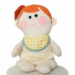 Playskool Dressy Bessy Baby Doll Learn To Dress 12andrdquo No 57 Vintage 1976 Laundered