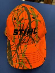 Oem Chainsaw Hats Caps Stihl Cannon Redmax Jonsered Racing