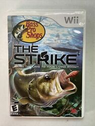 Bass Pro Shops The Strike Nintendo Wii 2009 - Complete