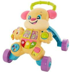 Baby Push Walker Toy Toddler Car Cart Interactive Learning Play Activity Playset