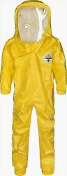 Lakeland C4t450y Chemmax4 Plus Encapsulated Suit- Expanded Back/rear Entry 2xl