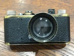 Leica I Converted To Ic Four Digit Serial Number - Vintage Camera - 1926 Germany