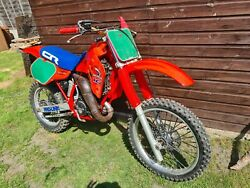 Honda Cr 125 1985 Project Spares Or Repairs Cr125
