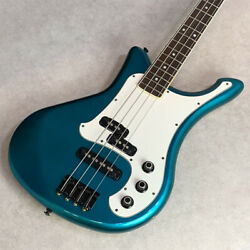 Electric Bass Yamaha Sbv-800mf Used Alder Maple Rosewood Precision Bass