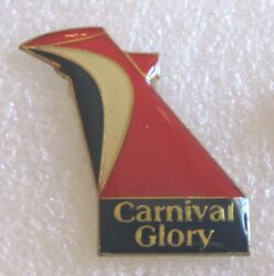 Carnival Glory Cruise Ship Past Guest Souvenir Collector Pin