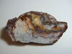 Natural Old Stock Mexican Lace Agate-rough/slab/cab/wrap-223