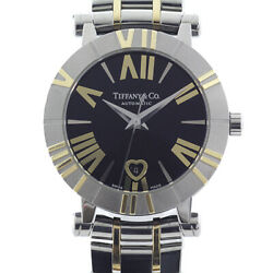 And Co. Atlas Z1300.68.16a10a00a Automatic Stainless Ladies Watch [u0720]